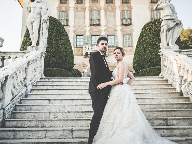 Il matrimonio di Andrea e Alessandra a Bolgare, Bergamo 390