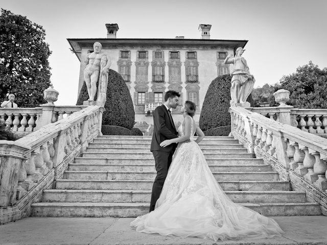 Il matrimonio di Andrea e Alessandra a Bolgare, Bergamo 392