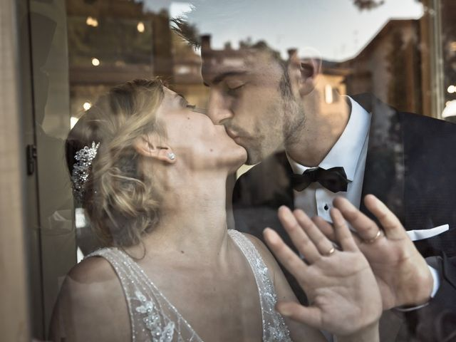 Il matrimonio di Andrea e Alessandra a Bolgare, Bergamo 402