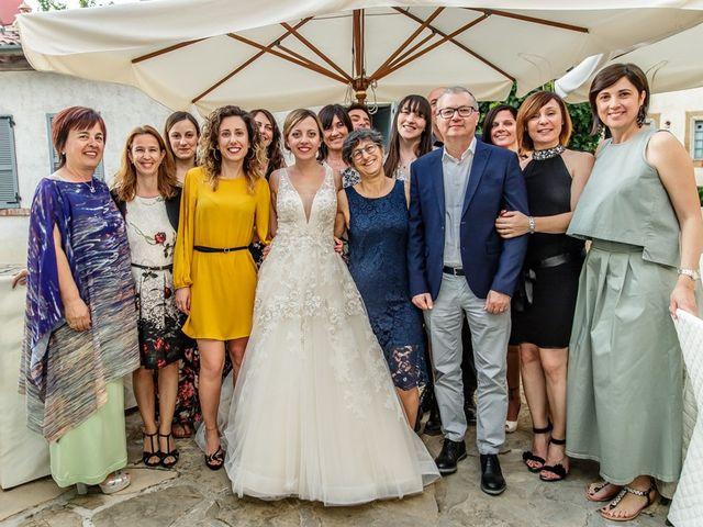Il matrimonio di Andrea e Alessandra a Bolgare, Bergamo 405