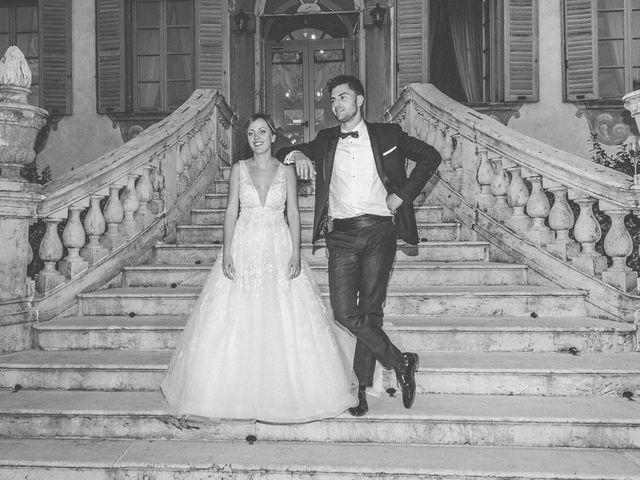Il matrimonio di Andrea e Alessandra a Bolgare, Bergamo 408