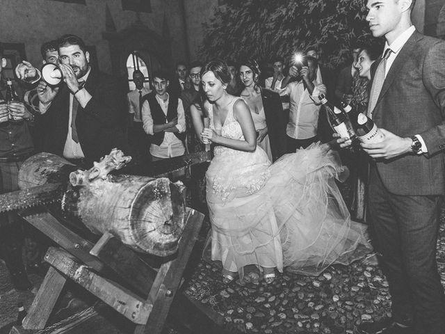Il matrimonio di Andrea e Alessandra a Bolgare, Bergamo 410