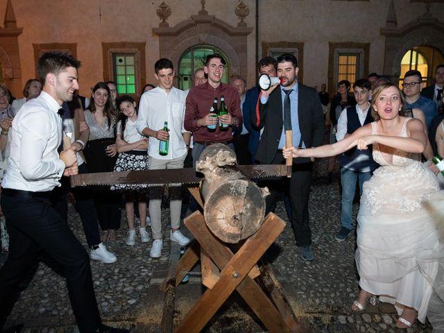 Il matrimonio di Andrea e Alessandra a Bolgare, Bergamo 411