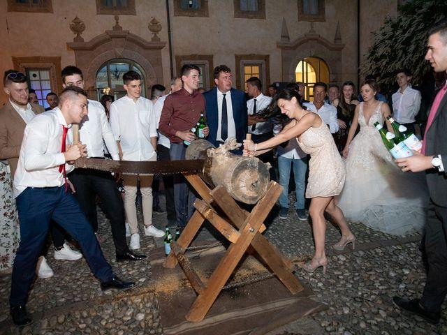 Il matrimonio di Andrea e Alessandra a Bolgare, Bergamo 412