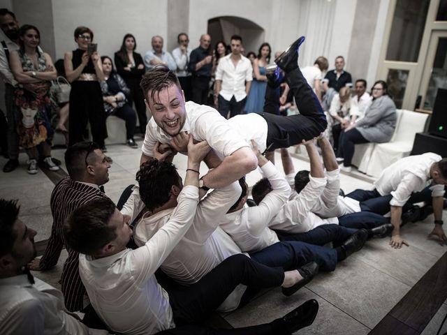 Il matrimonio di Andrea e Alessandra a Bolgare, Bergamo 437