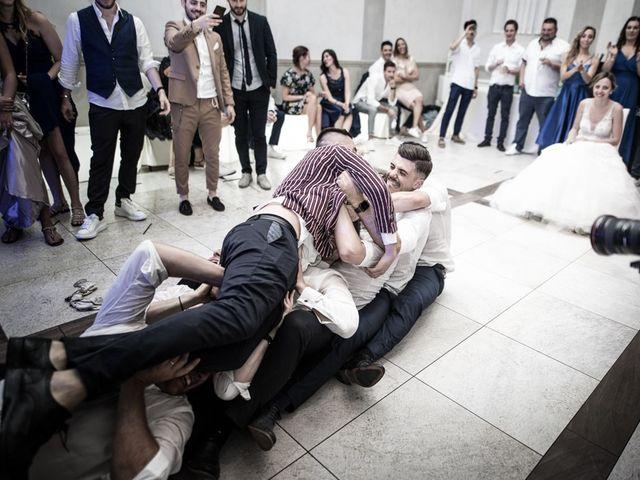 Il matrimonio di Andrea e Alessandra a Bolgare, Bergamo 438