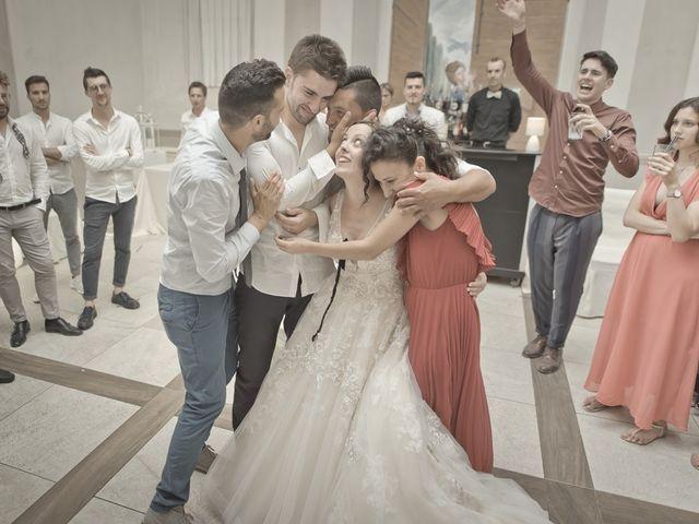 Il matrimonio di Andrea e Alessandra a Bolgare, Bergamo 459
