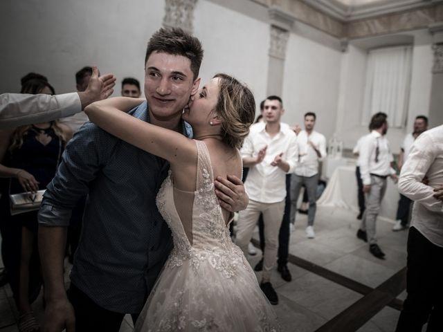 Il matrimonio di Andrea e Alessandra a Bolgare, Bergamo 460