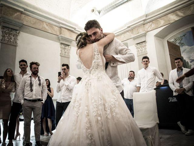 Il matrimonio di Andrea e Alessandra a Bolgare, Bergamo 463