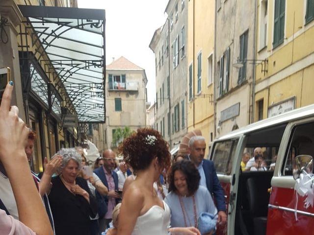 Il matrimonio di Domenico e Paola a Finale Ligure, Savona 9