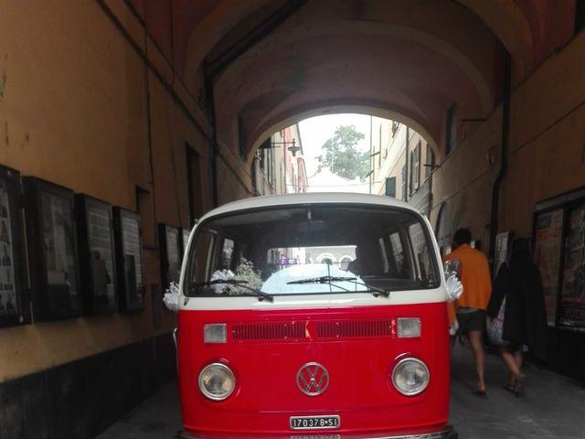 Il matrimonio di Domenico e Paola a Finale Ligure, Savona 10
