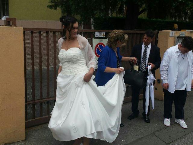 Il matrimonio di Domenico e Silvia a Vigasio, Verona 3