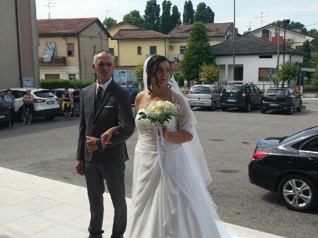 Il matrimonio di Domenico e Silvia a Vigasio, Verona 5