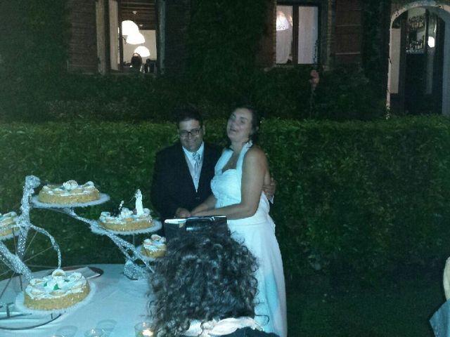 Il matrimonio di Domenico e Silvia a Vigasio, Verona 6