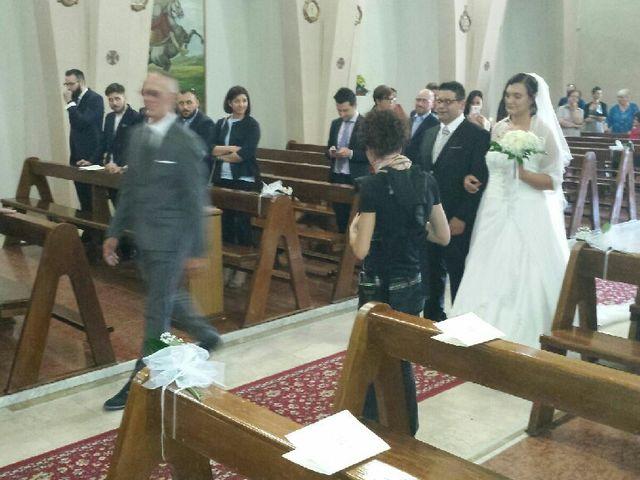 Il matrimonio di Domenico e Silvia a Vigasio, Verona 9