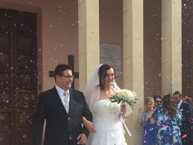 Il matrimonio di Domenico e Silvia a Vigasio, Verona 13