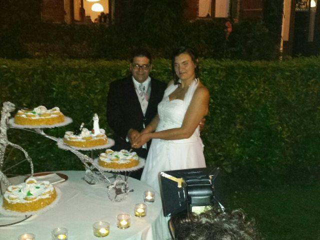 Il matrimonio di Domenico e Silvia a Vigasio, Verona 15