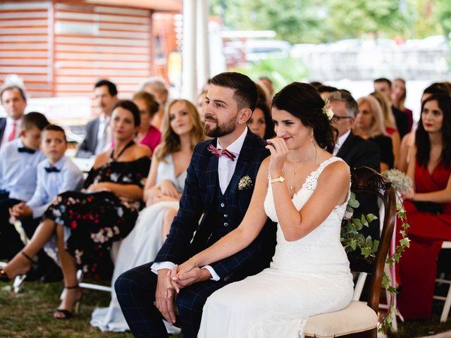 Il matrimonio di Bekim e Daiana a Cannobio, Verbania 25
