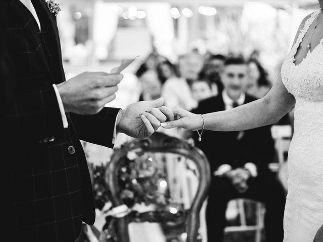 Il matrimonio di Bekim e Daiana a Cannobio, Verbania 26