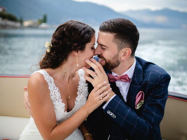 Il matrimonio di Bekim e Daiana a Cannobio, Verbania 34
