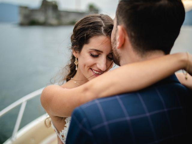 Il matrimonio di Bekim e Daiana a Cannobio, Verbania 40