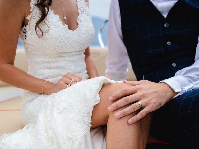 Il matrimonio di Bekim e Daiana a Cannobio, Verbania 42