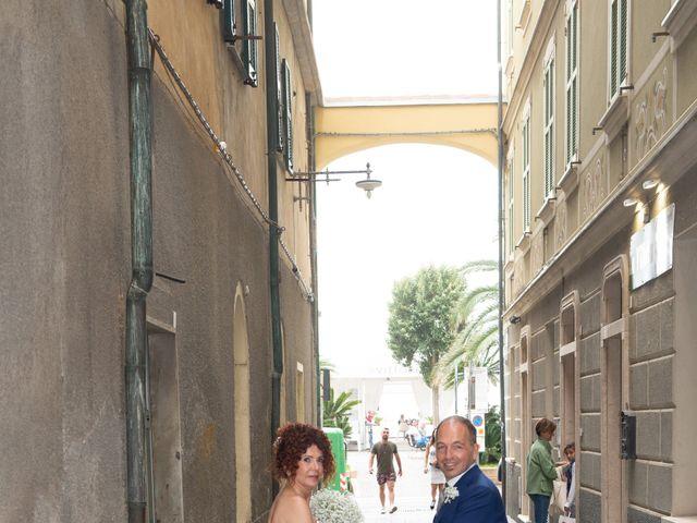 Il matrimonio di Domenico e Paola a Finale Ligure, Savona 42