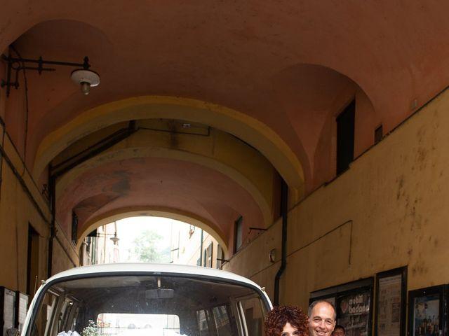 Il matrimonio di Domenico e Paola a Finale Ligure, Savona 44