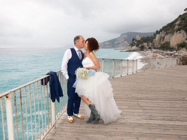 Il matrimonio di Domenico e Paola a Finale Ligure, Savona 46