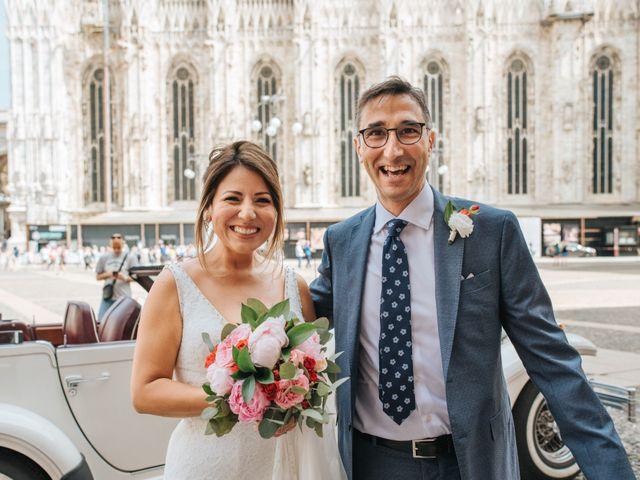 Le nozze di Paloma e Massimo