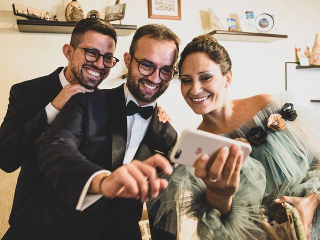 Il matrimonio di Leonardo e Claudia a Trani, Bari 7