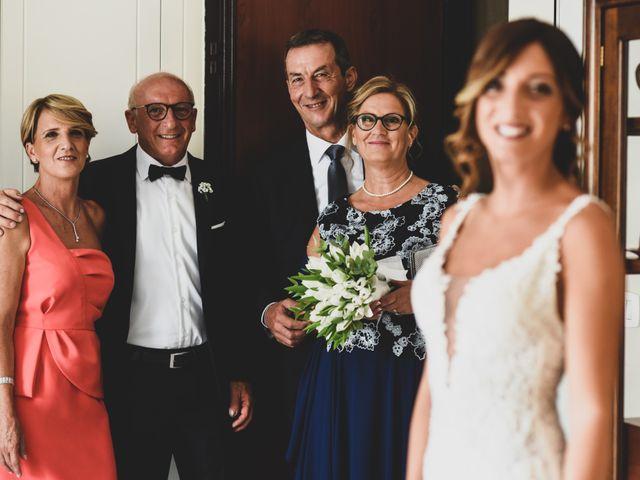 Il matrimonio di Leonardo e Claudia a Trani, Bari 15