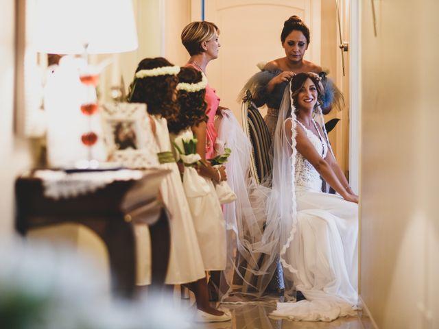 Il matrimonio di Leonardo e Claudia a Trani, Bari 17