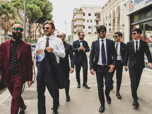 Il matrimonio di Leonardo e Claudia a Trani, Bari 19