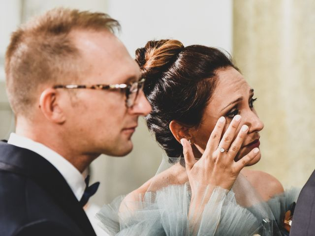 Il matrimonio di Leonardo e Claudia a Trani, Bari 27