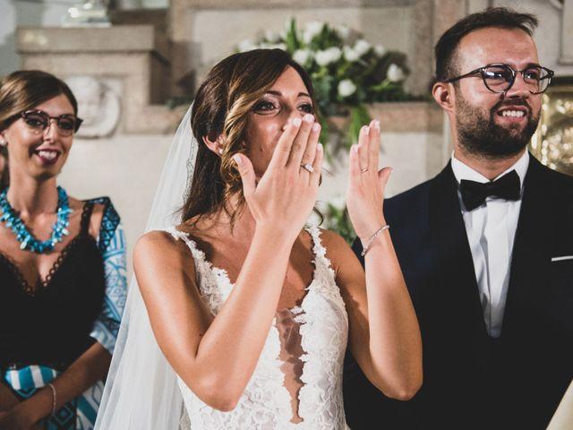 Il matrimonio di Leonardo e Claudia a Trani, Bari 31
