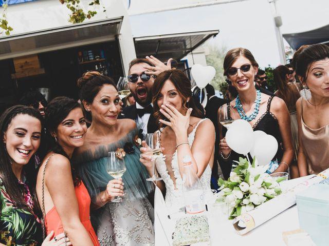 Il matrimonio di Leonardo e Claudia a Trani, Bari 35