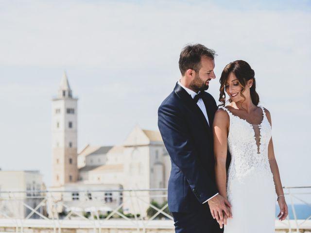 Il matrimonio di Leonardo e Claudia a Trani, Bari 39