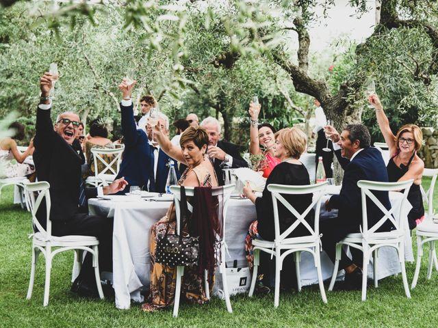 Il matrimonio di Leonardo e Claudia a Trani, Bari 43