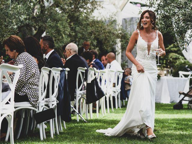 Il matrimonio di Leonardo e Claudia a Trani, Bari 45