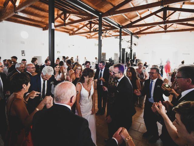 Il matrimonio di Leonardo e Claudia a Trani, Bari 51