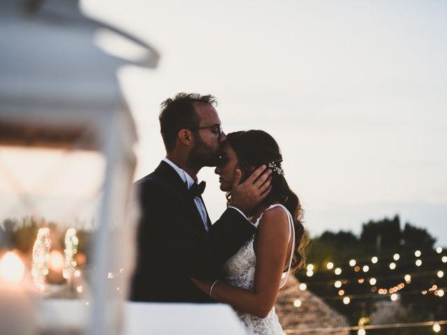 Il matrimonio di Leonardo e Claudia a Trani, Bari 55