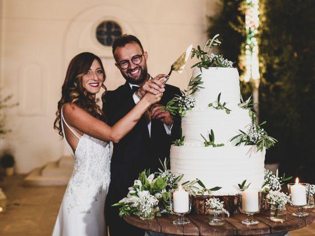 Il matrimonio di Leonardo e Claudia a Trani, Bari 58