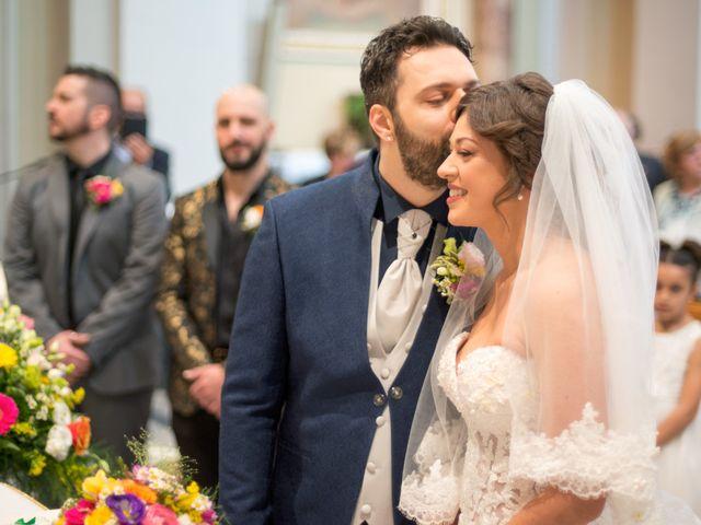Il matrimonio di Alessandro e Francesca a Treia, Macerata 13