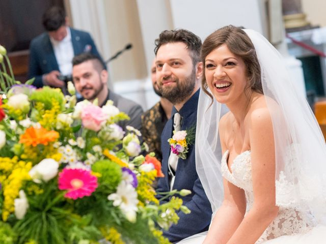 Il matrimonio di Alessandro e Francesca a Treia, Macerata 14