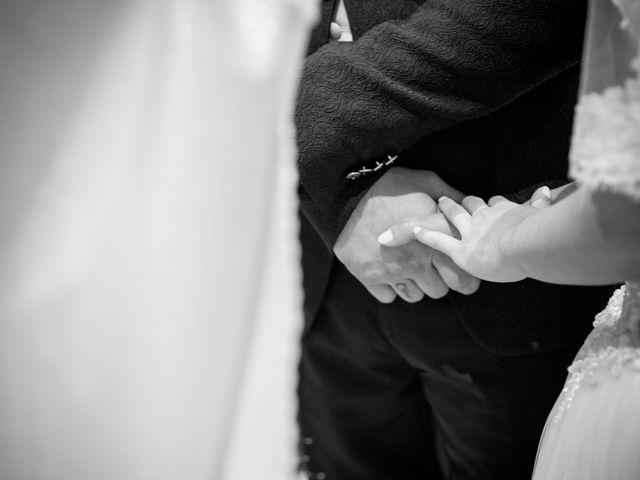 Il matrimonio di Alessandro e Francesca a Treia, Macerata 15