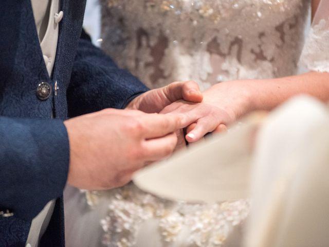 Il matrimonio di Alessandro e Francesca a Treia, Macerata 16