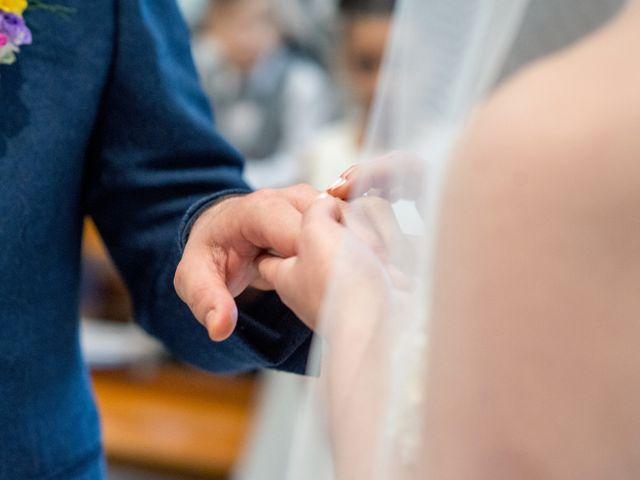 Il matrimonio di Alessandro e Francesca a Treia, Macerata 17