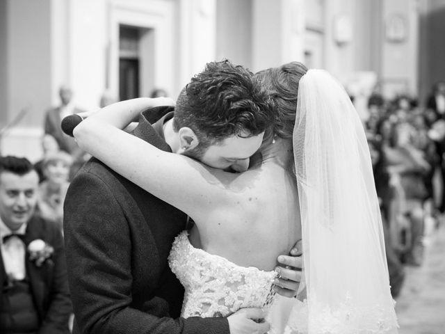 Il matrimonio di Alessandro e Francesca a Treia, Macerata 21