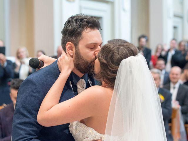 Il matrimonio di Alessandro e Francesca a Treia, Macerata 22